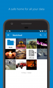 Nextcloud Android 3.1 app improves UI, 50% faster file listing and more