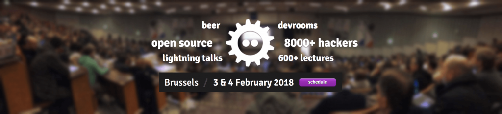 Nextcloud will rock FOSDEM – are you ready for it, too?