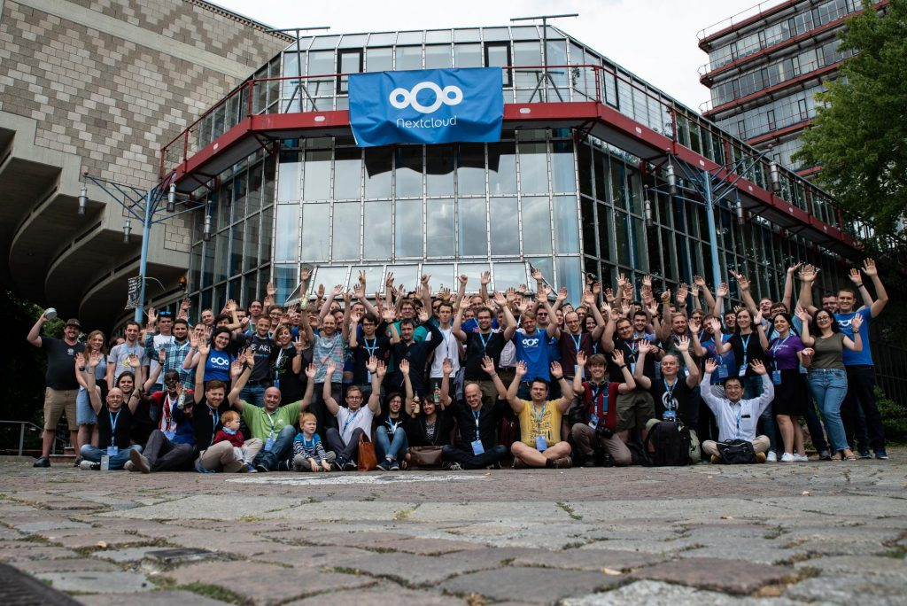 Nextcloud Conference 2018: Millions of NEC routers, Nextcloud 14 and Simple Signup