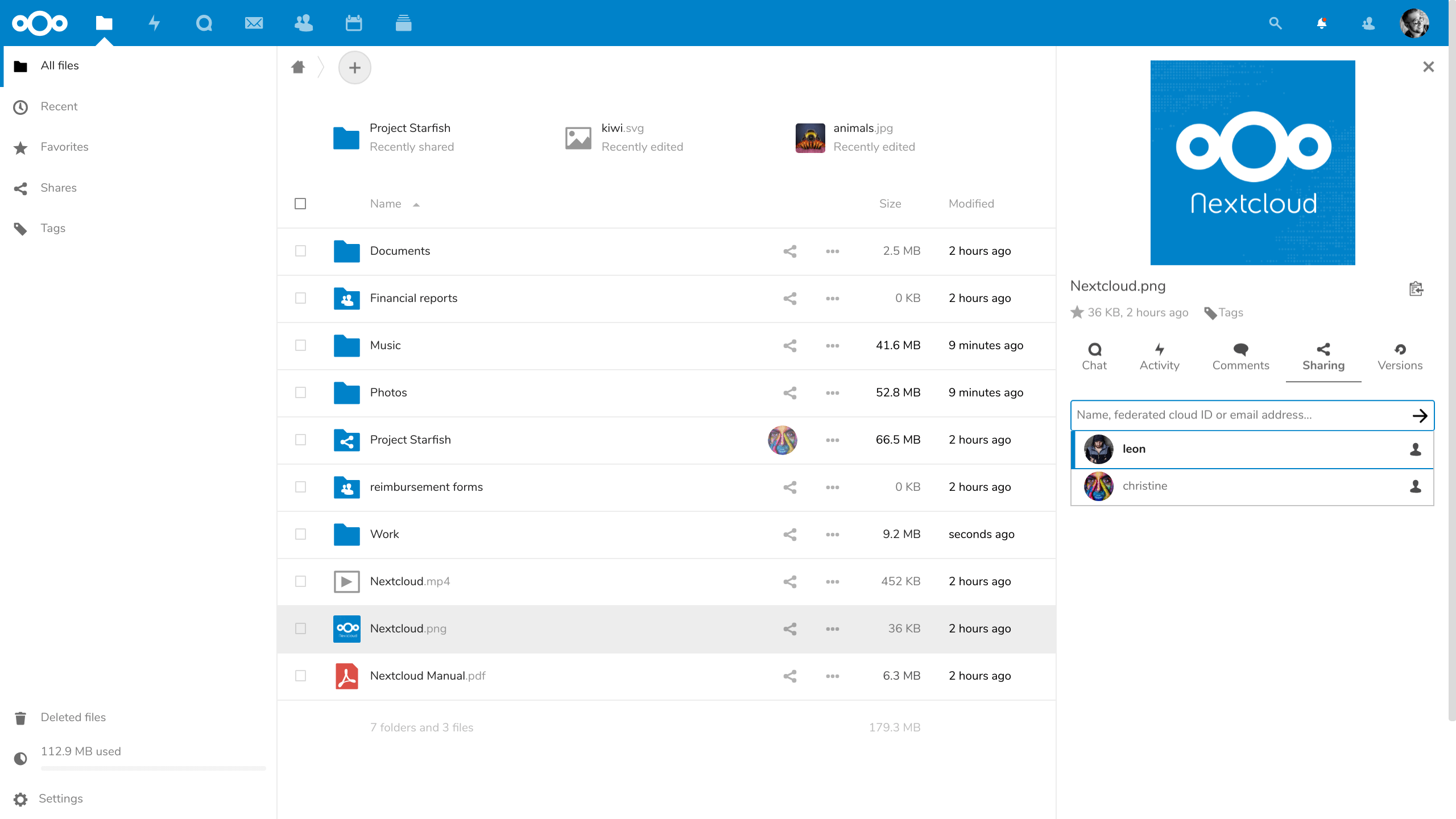 Nextcloud 16 becomes smarter with Machine Learning for security and productivity