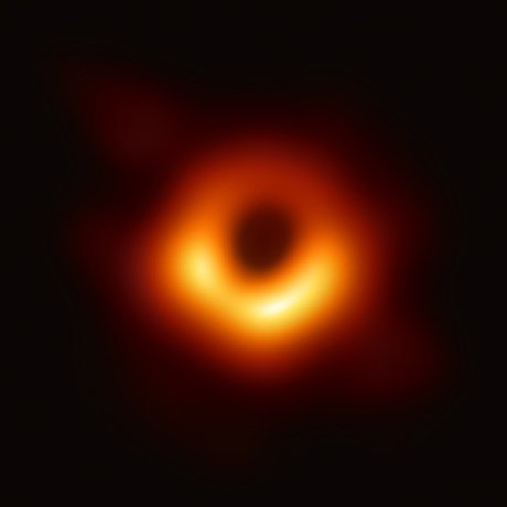 Event Horizon Telescope team's picture of a black hole required over 3 PBs of processed data ! https://bit.ly/2GxvetM pic.twitter.com/lw9pYYFUoC